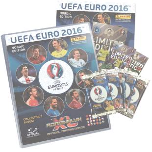 Adrenalyn XL Euro 2016 Starter Zlatan Exklusiv